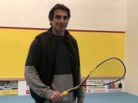 Squash, badminton, what else ? Henri Genot, le boss des Rotondes!