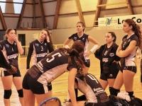 Nationale 3 Féminine VBCC 0 - VILLEFRANCHE 3 : Défaite face au leader