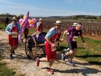 L'édition 2021 du  Marathon des vins de la Côte Chalonnaise est annulée
