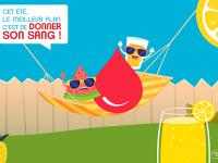 L'Amicale pour le don de sang bénévole de Givry organise sa quatrième collecte de l'année