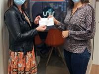 Le Groupe Neyrat fait un don à l'association «Écoute et soutien aux enfants hospitalisés»