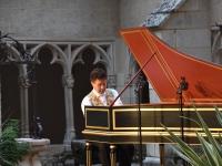 Cloître Saint Vincent : Jory Vinikour, ce grand Maître du clavecin