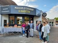 Fragnes- La Loyère : Une boulangerie entièrement rénovée