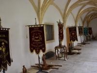 Exposition sur le thème de la Paulée au cloître de la Cathédrale Saint Vincent