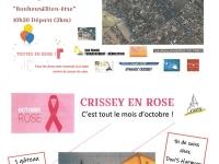 Crissey en rose, c'est tout le mois d'Octobre