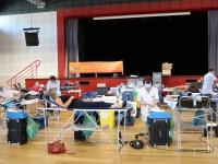 66 donneurs pour la collecte de sang du 10 aout