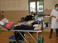 Le don du sang mais aussi le don de soi