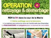 Une Journée citoyenne à Châtenoy Le Royal le samedi 25 septembre