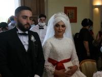 Tuba et Cihat, un mariage civil aux couleurs turques