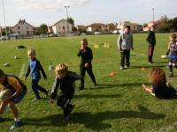 Rugby : L'école du Chatenoy Rugby Club a bien redémarré