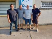 Le Châtenoy Rugby Club reprend le chemin de l'entrainement