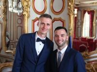 Carnet blanc : Félicitations à Jordan et Emeric!