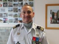 Qui est le nouveau commandant de la BPIA Caserne Carnot?