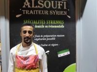 Un restaurant syrien éphémère Rue aux Fèvres
