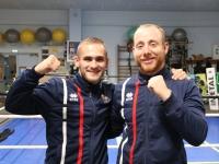 Baptême du feu pour deux boxeurs du Ring Olympique Chalonnais à la  Fighting Night V