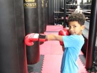 Il n'y a pas que les grands qui font de la Muay Thaï et du MMA au Power Training Center