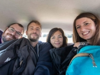 Quatre jeunes Chalonnais à l'aventure pour le bonheur de Clara