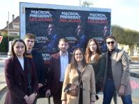 Dimanche, c'était jour de rentrée pour les jeunes avec Macron de Saône-et-Loire
