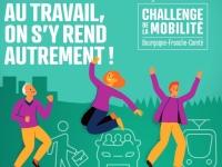 L'ADEME Bourgogne Franche-Comté lance le Challenge de la mobilité