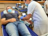 Très belle collecte de sang à Givry