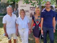 Vernissage de l'exposition «Léocadie Czyz»