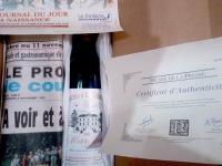 Deux entreprises du Grand Chalon mettent vos dates de naissances à l'honneur pour les Fêtes !