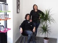 Sophie a ouvert son salon de coiffure 10 MINU TIFà Châtenoy-en-Bresse