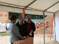 À Châtenoy-en-Bresse, le Domaine de l'Orangeraie sort de terre : une opération orchestrée par Coop Habitat Bourgogne !