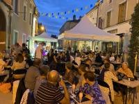 À Givry, la soirée moules frites du Salon de Grégoire Restaurant Épicerie Fine a remporté un franc succès : retour en images