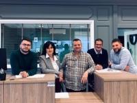 Une nouvelle entreprise familiale a ouvert ses portes à Châtenoy-en-Bresse: la SAS MAYER