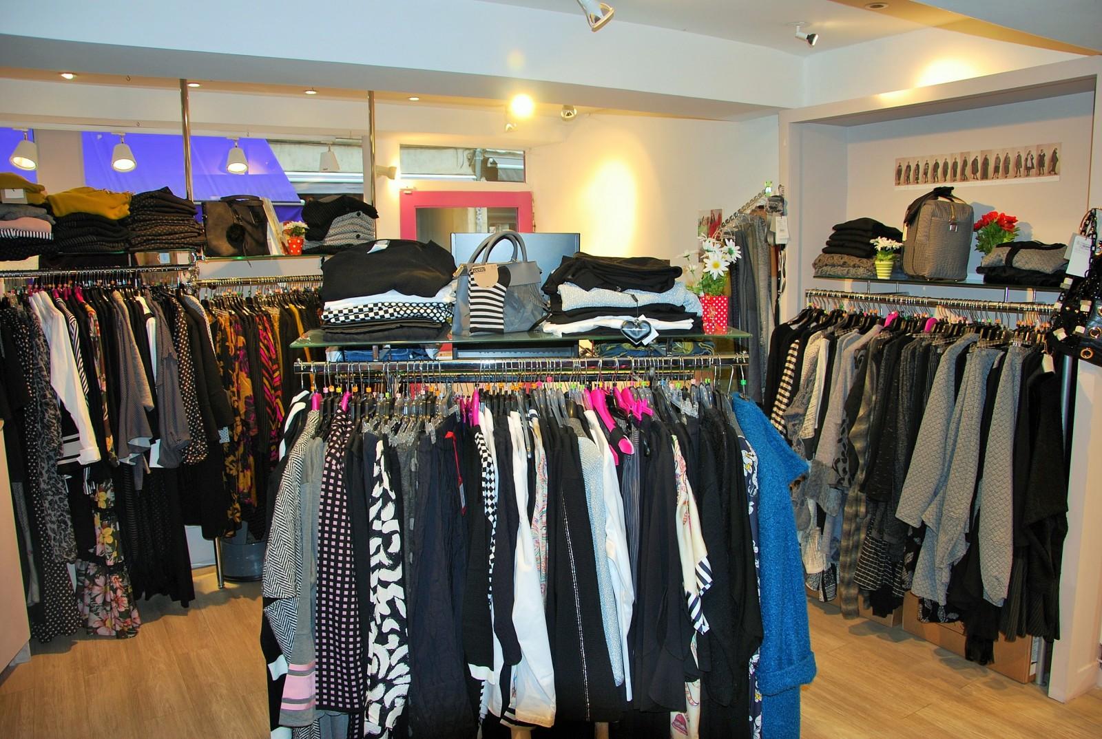 db384594a79c La boutique « Framboise » vous propose des marques telles que   G Ozé, The  Masaï, Open End, Sophia, Persona By Marina Rinaldi, Alembika…