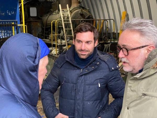 Bourgogne - Franche-Comté (Régionales) : Julien Odoul a lancé sa campagne à Pontarlier dans le Doubs