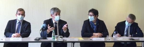 RÉGIONALES : Gilles Platret croit en l'alternative «devant mener à la victoire»