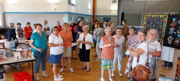 Vingt-ans après son premier forum des associations... la commune de Dracy renoue l'expérience