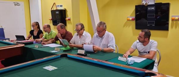 BILLARD CLUB CHALONNAIS - James Mercier renouvelé dans ses fonctions de président