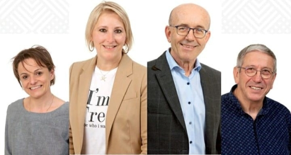 DEPARTEMENTALES - CANTON DE GERGY - Deux réunions publiques pour Nathalie Damy et Michel Duvernois