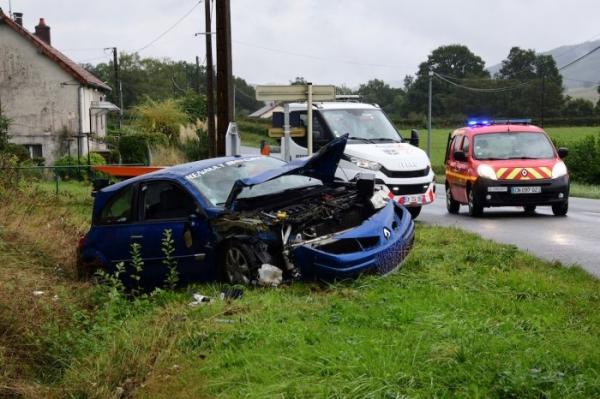 3 blessés, dont 2 enfants dans un écart de conduite pour éviter un poids-lourd