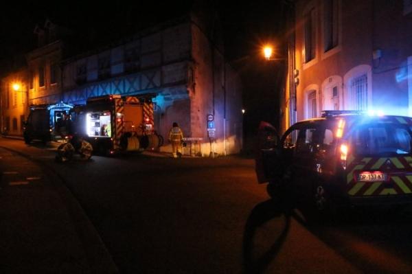 Les clients d'un hôtel d'Autun tirés du lit en pleine nuit