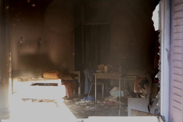 Un appartement ravagé par un incendie à Epinac