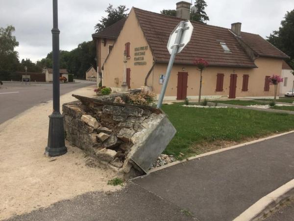 Un appel à témoins suite à des dégâts à Châtenoy en Bresse