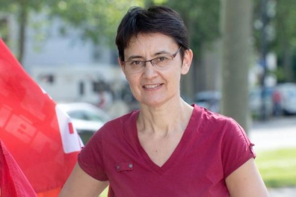 Fête régionale de Lutte Ouvrière en présence de Nathalie Arthaud