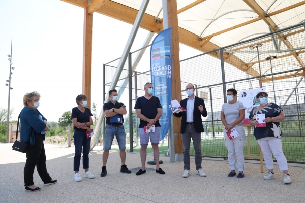 La première  programmation estivale du Parc Eugène Freyssinet du 9 juin au 17 juillet 2021 « Freyssinet Urban Vibes »  est annoncée