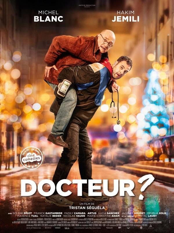 Ciné sous les Etoiles  « Docteur ? » projeté sous les étoiles le jeudi 19 août