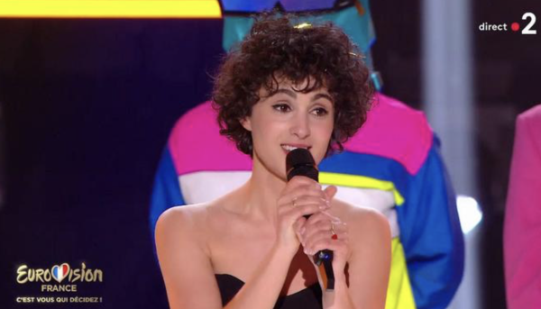 Eurovision 2021: Barbara Pravi représentera la France avec le titre Voilà