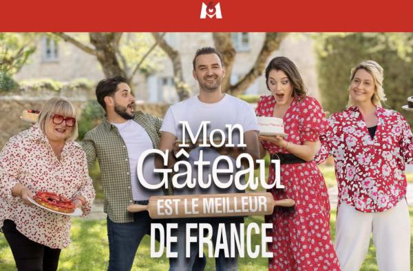 Cyril Lignac et l'émission Mon gâteau est le meilleur de France font une halte en Saône et Loire