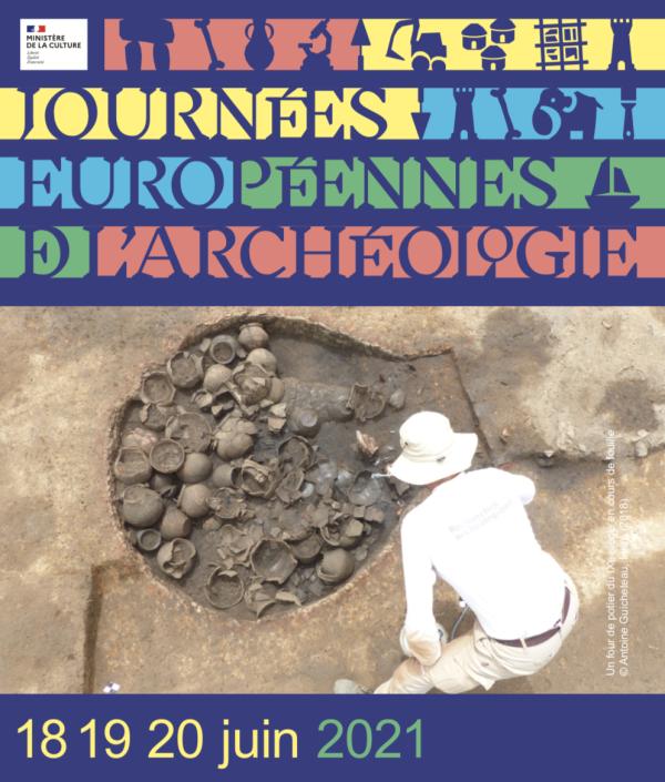 JOURNEES EUROPEENNES ARCHEOLOGIE - Sevrey propose de partir sur les traces de ses potiers médiévaux
