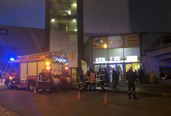 A Annecy, 171 personnes évacuées d'un cinéma après une série de malaises