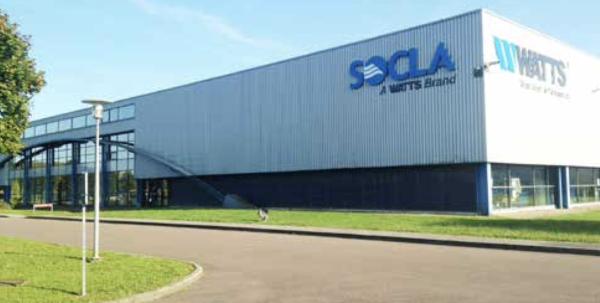 Plus de 30 postes à pourvoir en CDI chez Watts- Socla  à Virey-le-Grand