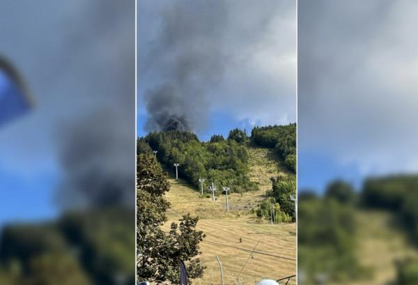 Un hélicoptère de la Sécurité civile s'écrase à Villard-de-Lans avec cinq personnes à bord