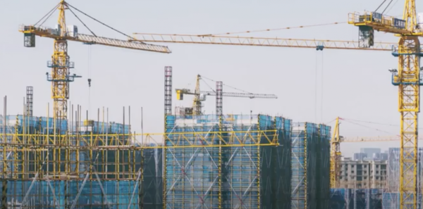 Un groupe chinois construit un immeuble de 10 étages en 28 heures